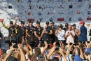 Les vainqueurs d'Artémis reçoivent le trophée des LVACWS Toulon des mains du ministre des Sports Patrick Kanner