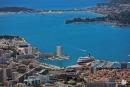 Vue de la rade de Toulon