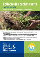 Collecte des Déchets verts La Seyne-sur-Mer