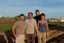 La famille Cosenza