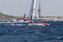 Entrainement de Groupama Team France
