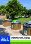 Rapport annuel gestion des déchets 2018