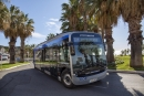 Bus électrique Aptis de Alstom