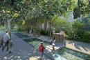 L'eau est un élément important du projet architectural (c)Golem Images