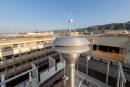 Station de mesure à proximité du port de commerce de Toulon(c)Olivier Pastor TPM