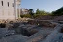 Fouilles archéologiques du site de Chalucet - décembre 2016