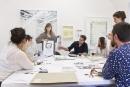 Le jury de la 9ème édition de Design Parade à la villa Noailles