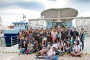 Embarcadère du port de Toulon