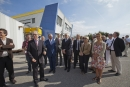 Inauguration Centre Européen de Technologies Sous-Marines (CETSM) à Bregaillon