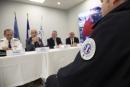 """Signature de la Convention """"Sécurité dans les transports en commun"""" - Maison de la mobilité"""