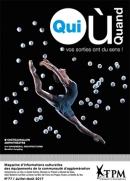 OùQuiQuand n°77 - Publication