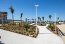 Jardin du Port marchand à Toulon