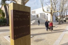 Inauguration Conservatoire TPM - Site du Pradet