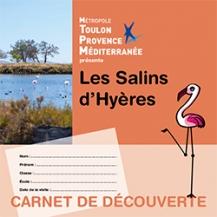 Carnet découverte des salins Hyères 2020