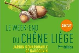 Jardin remarquable de Baudouvin - 3eme Fête du chêne liège