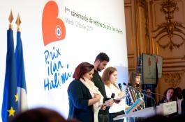 Le Liberté lauréat du Prix Ilan Halimi