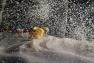 Slava's snowshow © V. Mishukov