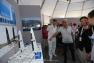 Visite d'Hubert Falco et des partenaires de la Cité des Sciences et de la Mer