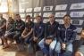 Les skippers des équipages internationaux