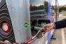 Ravitaillement bus GNV - Dépôt réseau Mistral site de Brégaillon