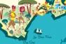 Carte du territoire de TPM par Mr Z