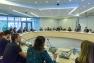 Halles de Toulon, conférence de presse