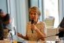 Corinne Vezzoni, architecte du projet