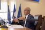Le président, Hubert Falco, Conseil Métropolitain du 13 novembre 2019