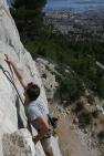 Escalade du Mont Faron