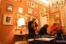 18h30 - Marc Turlan, préparation de la scénographie de présentation des 30 finalistes retenus.