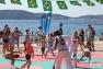 Animation gratuite capoeira sur les plages du Mourillon