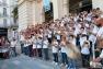 Ensembles de Cuivres du Conservatoire devant l'Opéra