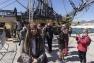 """La """"réplique"""" de Jack Sparrow sur le village"""