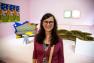 Marie-Ange Brayer, commissaire d'exposition de Futurissimo