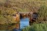Salins des Pesquiers : ouvrages d'irrigations