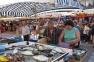 Toulon - Cour Lafayette marché aux poissons