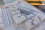 Maquette du futur bâtiment de l'IFPVPS