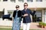 Amira Casar et Vicent  Darré, jury Design Parade Toulon
