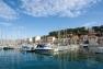 Le port de plaisance de Saint-Mandrier-sur-Mer