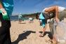 Le Pradet La Garonne - nettoyage des plages