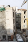 Le renouveau du quartier avec le futur bâtiment du CAUE
