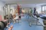 Salle de musculation, vélodrome TPM