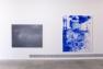 Gerhard Richter - Wolken, 1969 et Sigmar Polke - Untitled, 1998