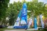 Le bateau aux couleurs de la Métropole TPM a été présenté aux partenaires